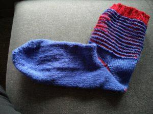 Socken – mal wieder